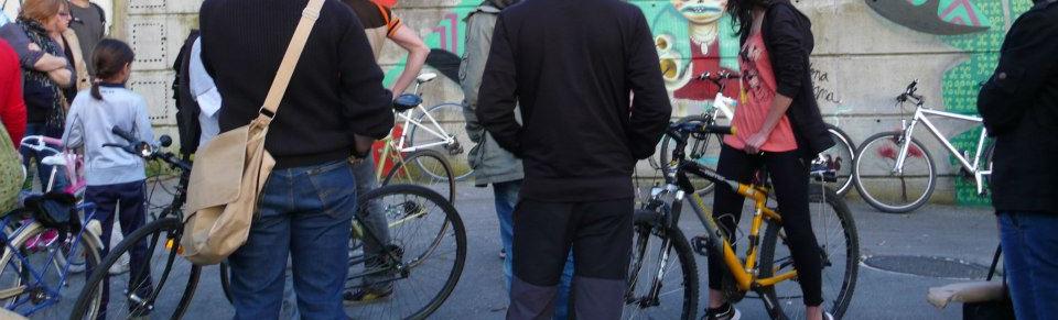 Actividades, ruta en bicicleta